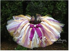 Hey, I found this really awesome Etsy listing at http://www.etsy.com/listing/113323444/tutu-vintage-lace-gold-pearl-plum-purple