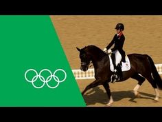 Charlotte Dujardin walks us through her winning performance in the individual freestyle dressage event at the London 2012 Olympic Games. (Click for video)