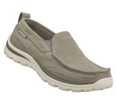 Buy SKECHERS Men's Relaxed Fit: Superior - Pace Comfort Shoes only $65.00