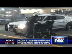 ▶ Cops Shoot Unarmed Man In The Chest, Then Kick Him Multiple Times While Restrained Outside Walmart - YouTube