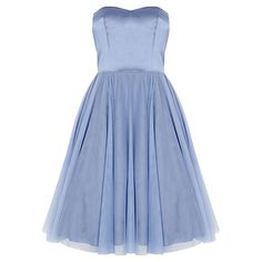 Buy Coast Darling Dress, Pale Blue from our Women's Dresses Offers range at John Lewis & Partners. Blue Evening Dresses, Blue Dresses, Short Sleeve Dresses, Summer Dresses, Prom Dresses, Formal Dresses, Coast Bridesmaid Dresses, Bridesmaid Ideas, Bridesmaids