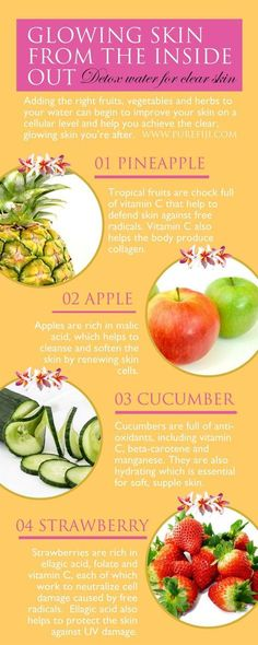 beautiful skin diet plan and tips. acne tips. anti ageing tips. how to get beautiful skin. what is the best diet for healthy skin. how to eat for clear skin Foods For Healthy Skin, Healthy Detox, Easy Detox, Healthy Eating, Healthy Food, Healthy Chicken, Clean Eating, Diy Skin Care, Skin Care Tips