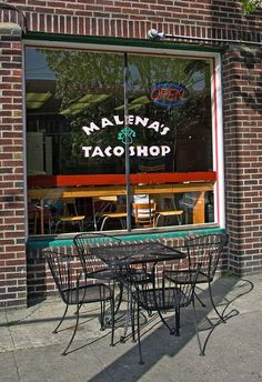 Malena's Taco Shop by Gerard Van der Leun, via Flickr