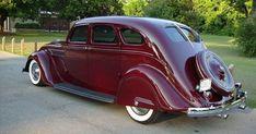 Chrysler : Other Impe. Chrysler Airflow, Dodge Chrysler, Chrysler Voyager, Vintage Cars, Antique Cars, Retro Vintage, Mopar Jeep, Desoto Cars, Automobile