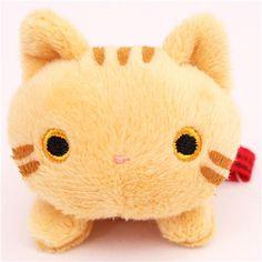 tabby mini Kutusita Nyanko cat plush toy San-X Japan 1