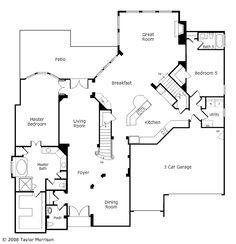 Coolest floor plan!