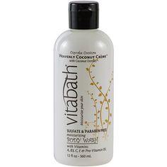 Vitabath Coconut Creme Body Wash