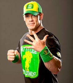 "John Cena Spot the ""Bogus"" John Cena Photos."