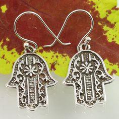 925 Solid Sterling Silver PLAIN Tibetan Style Stunning Earrings Wholesale Offer #SunriseJewellers #DropDangle