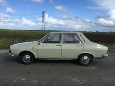 Renault 12 TL - 1970