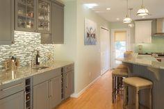 Kitchen Remodel w/ Wet Bar