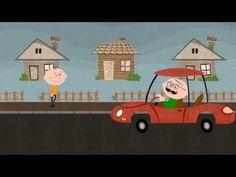 Educatie Rutiera - Cum sa traversezi strada (Animatie) - YouTube Wooden Toys, Youtube, Wood Toys, Woodworking Toys, Youtube Movies