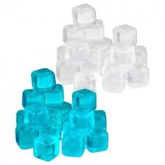 Reusable Ice Cubes 20 Pack