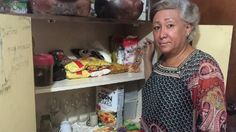 Printed too much of their Money & no medicines either. Yikes, does this sound familiar US>As Venezuela faces food shortages, waiting in long lines has become a daily reality.