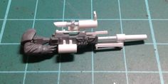A Beginner's Guide: How To Scratchbuild Infantry Weapon Accessories
