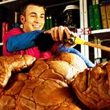 OMG, Chris Evans face!! It's so cute! He's like a little kid in this movie, I love it! <3