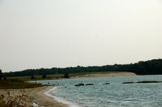 North part of East Hampton. Suffolk County