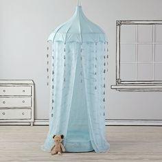 Rainy Day Playhouse Canopy & Floor Cushion Set