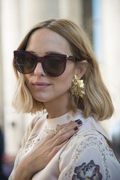These Street Style Close-Ups Will Leave You Speechless via @WhoWhatWearAU