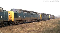 Electric Locomotive, Diesel Locomotive, Abandoned Train, British Rail, Train Pictures, Transportation, Scrap, Final Days, Passport