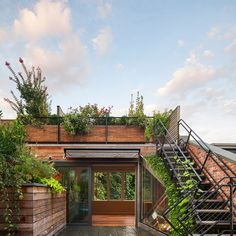 Rooftop Vegetable Garden Design Ideas, Pictures, Remodel and Decor