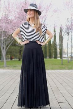 NEGRO + ORO  , Zara en Camisas / Blusas, Zara en Faldas
