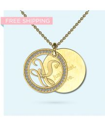The Diamond Collection shows off the subtlety and charm of these rare gems and will add just the right amount of sparkle to your personalised collection of accessories. Diamond Initial Necklace, Wheel Of Life, Tree Of Life Necklace, Rare Gems, Pendant Design, Gift Vouchers, Hamsa, Precious Metals, Initials