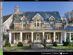 Stone & Porch