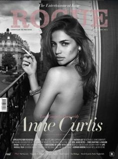 anne curtis - my all-time favorite Filipina-Australian actress. she's so funny, kind, sweet, & has such a great personality.
