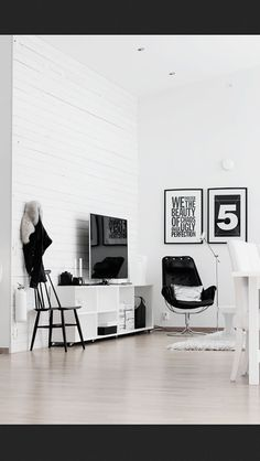Black and white #Home
