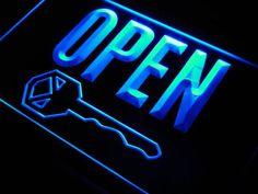 OPEN Keys Store Cutting Shop
