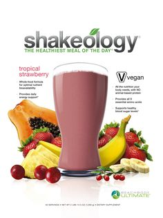 "Shakeology...""the healthiest meal of the day""    http://www.teambeachbody.com/shop/-/shopping/MDSUSH311G?referringRepId=136608"