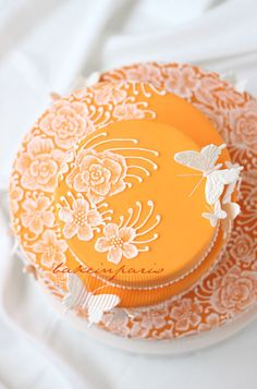 Bake in Paris: Brush Embroidery and The Queen of Macaron