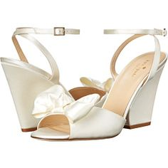 38dc5417e189 Kate Spade New York Iberis Wedges - these beauties come in ivory and blue