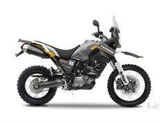 XT 660 Z Grey