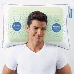 Soft Sound Speaker Pillows
