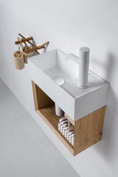 die all in one g ste wc einheit mit waschbecken und. Black Bedroom Furniture Sets. Home Design Ideas
