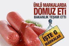 Türkiyede helal et ürünü bulmak çok zor...