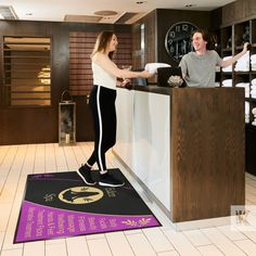There's never a bad time to book a wellness session. Why not check into your local Spa for some well needed pampering and relaxation today? You've earned it. #KleenTexEurope #wellness #floormats #warmwelcome #MakeMoreofYourFloor