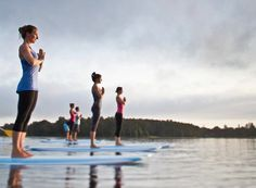 Love This Board! Really wanna try SUP Yoga... Been really wanting to try!