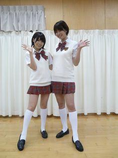 Japanese School Uniform Girl, School Uniform Girls, Girls Uniforms, Cute Skirts, Short Skirts, Girls Loafers, Female Pose Reference, School Dresses, School Looks