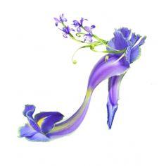 Shoe Fleur: Fabulous shoe art by Michel Tcherevkoff