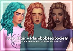"cubersims: "" #39 DOWNLOAD Again, i love this pack!!! Requested by a nonny! • - Base game compatible! • - Comes in WMS unnaturals, naturals and neutrals • - 4 different files to choose from! • -..."