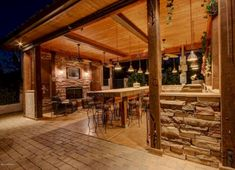 89 Incredible Outdoor Kitchen Design Ideas That Most Inspired 048 – DECOOR
