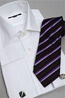 double cuffed shirt