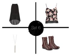 Spring set 6 by taste-by-teenz on Polyvore featuring Topshop, Alice + Olivia and The Limited