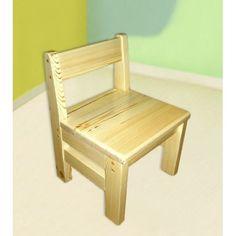 Детский стул (сосна)