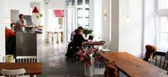Das Lokal: a nice & new restaurant in Berlin Mitte