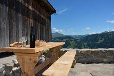 Table d'alpage