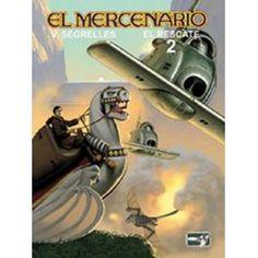 Vicente Segrelles. El mercenario. 13.